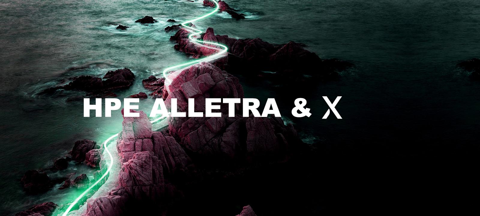 Xylos HPE Alletra collaboration